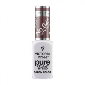 PURE lakier hybrydowy Cocoa Creme 8 ml (045) Victoria Vynn